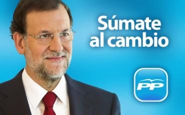 Sumate al cambio_mariano rajoy_pp_generales espanya 2011